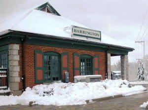 Barrington IL Train Station
