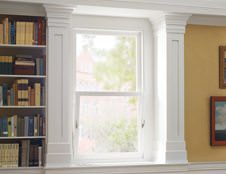 Specialty Double Hung Windows
