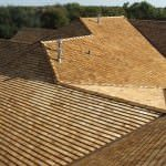 Tapersawn Shake Roofing