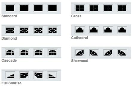Short Panel Window Designs
