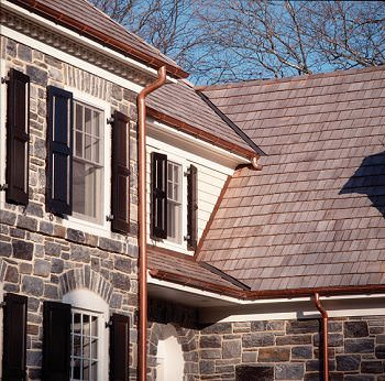 Roof Drainage Systems