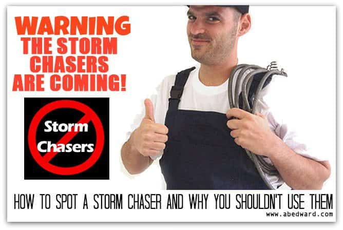 The Storm Chasers Are Coming