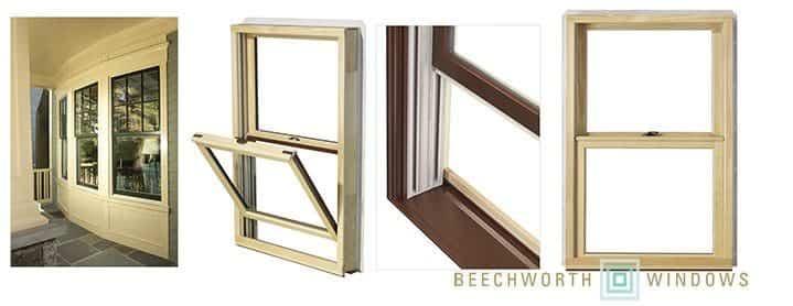Beechworth Double Hung Windows