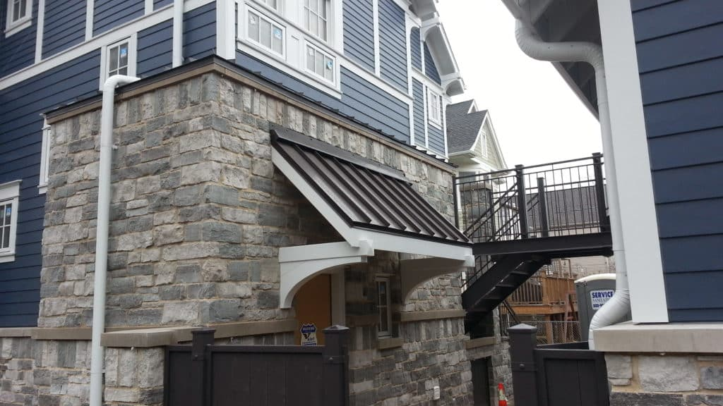 Standing Seam Metal Roof Project - Chicago IL