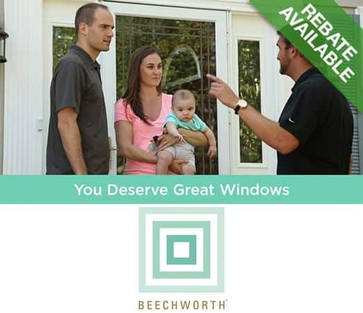 Beechworth Windows Rebate Offer!