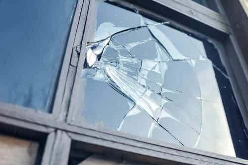 Hail Damage to Windows