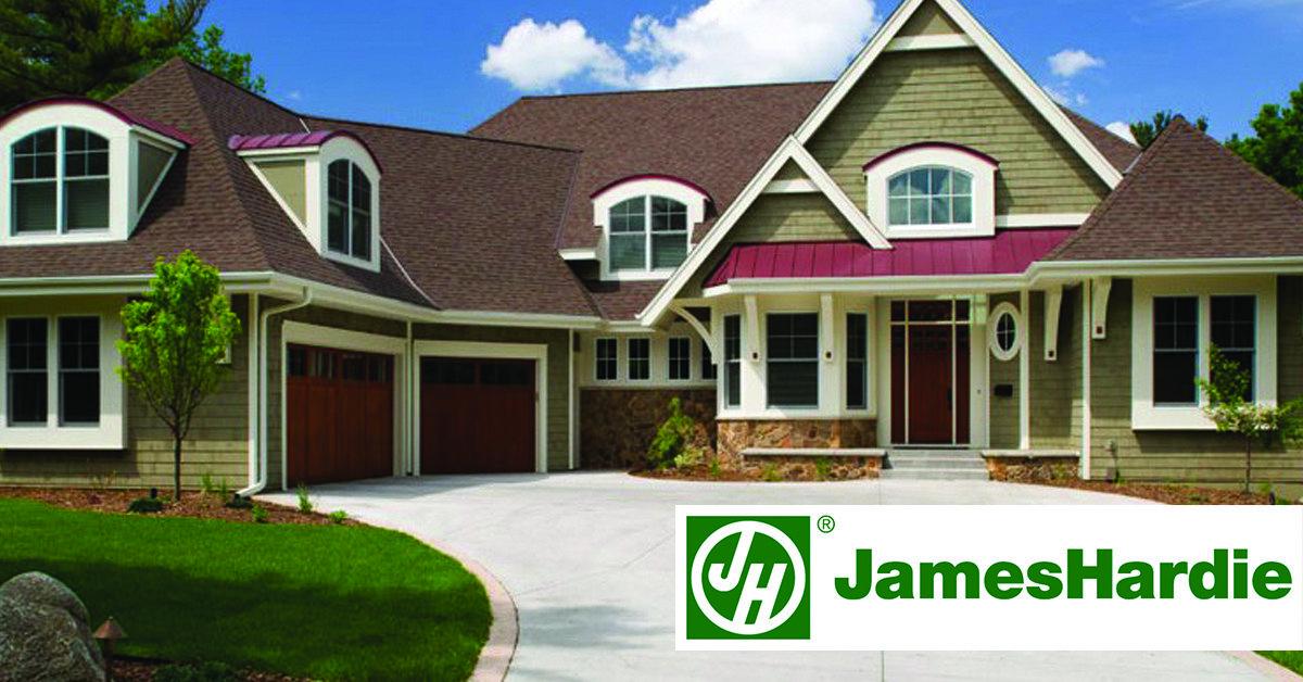 James Hardie FIber Cement Siding