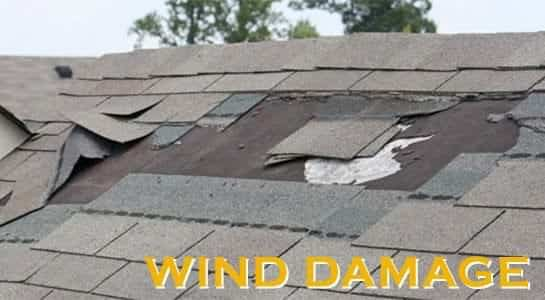 Roofing Wind Damage