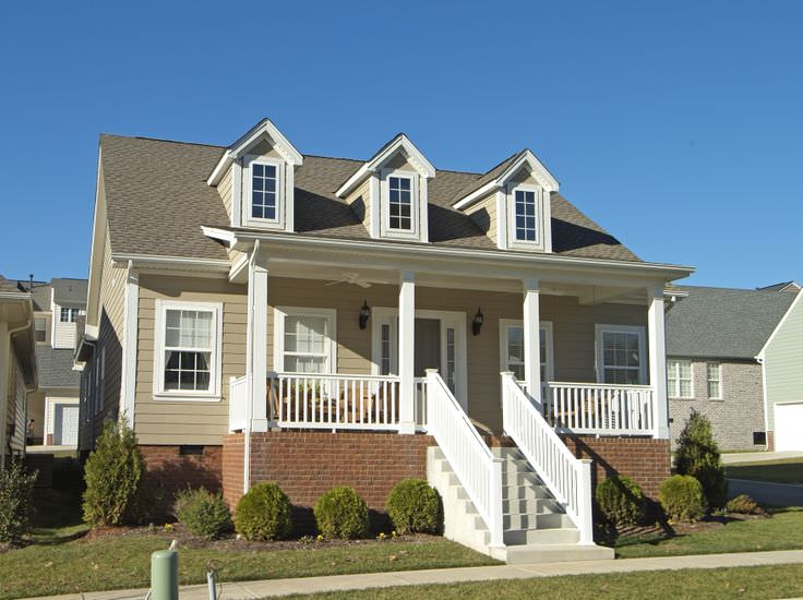 Chicago Siding: James Hardie ColorPlus, Sandstone Beige, House, Home, Exterior, Plank. FREE ESTIMATES: (847) 827-1605
