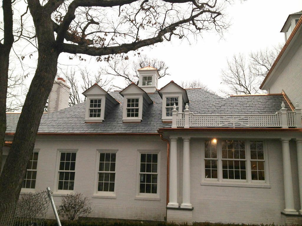Slate Roofing Chicago - (847) 827-1605