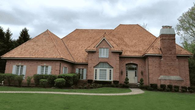 Cedar Shake Roofing - (847) 827-1605