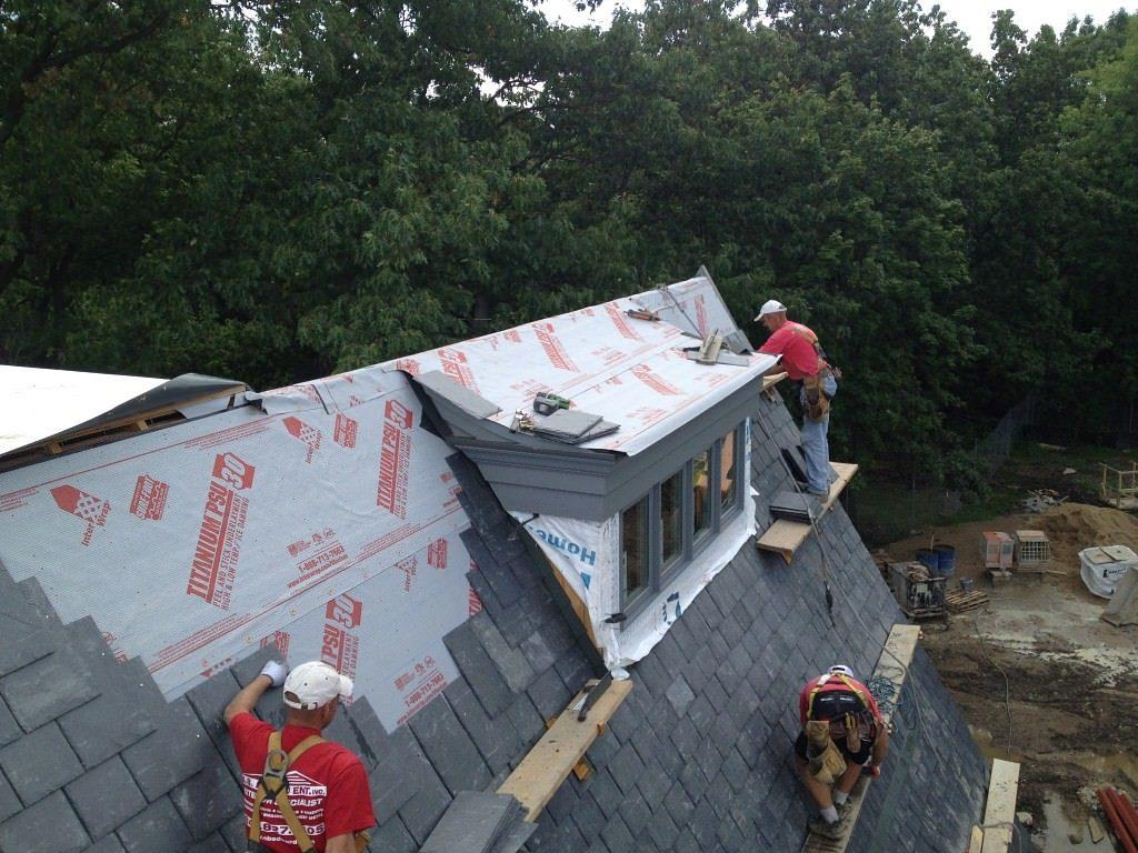 Natural Slate Roofing - Slate Roofing Company
