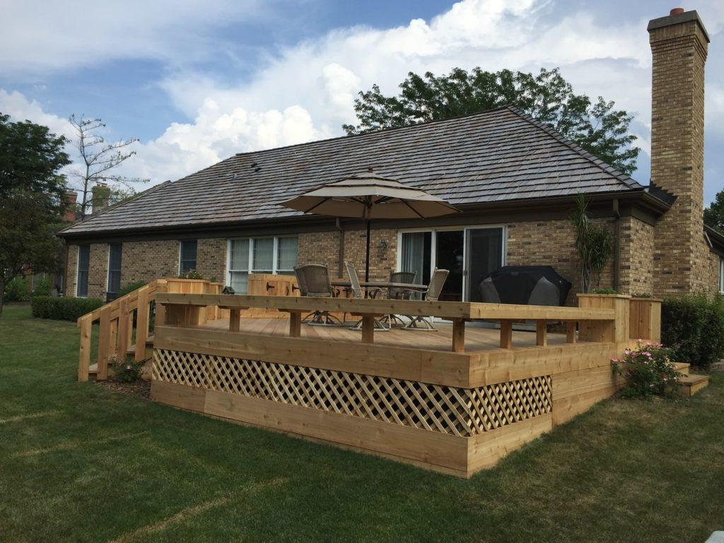 Outdoor Decking Company - A.B. Edward Ent.