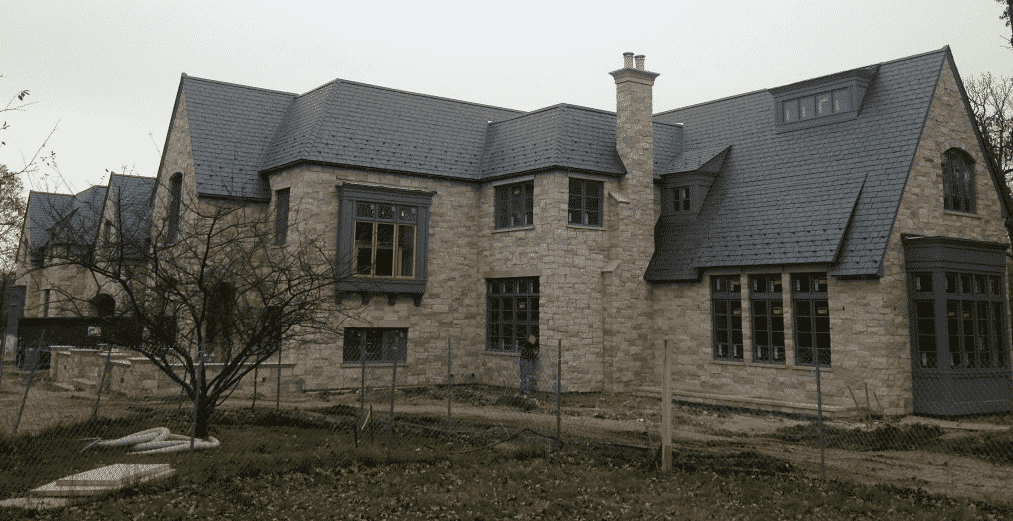 Custom Slate Roofing - Perfect for the Chicago Climate