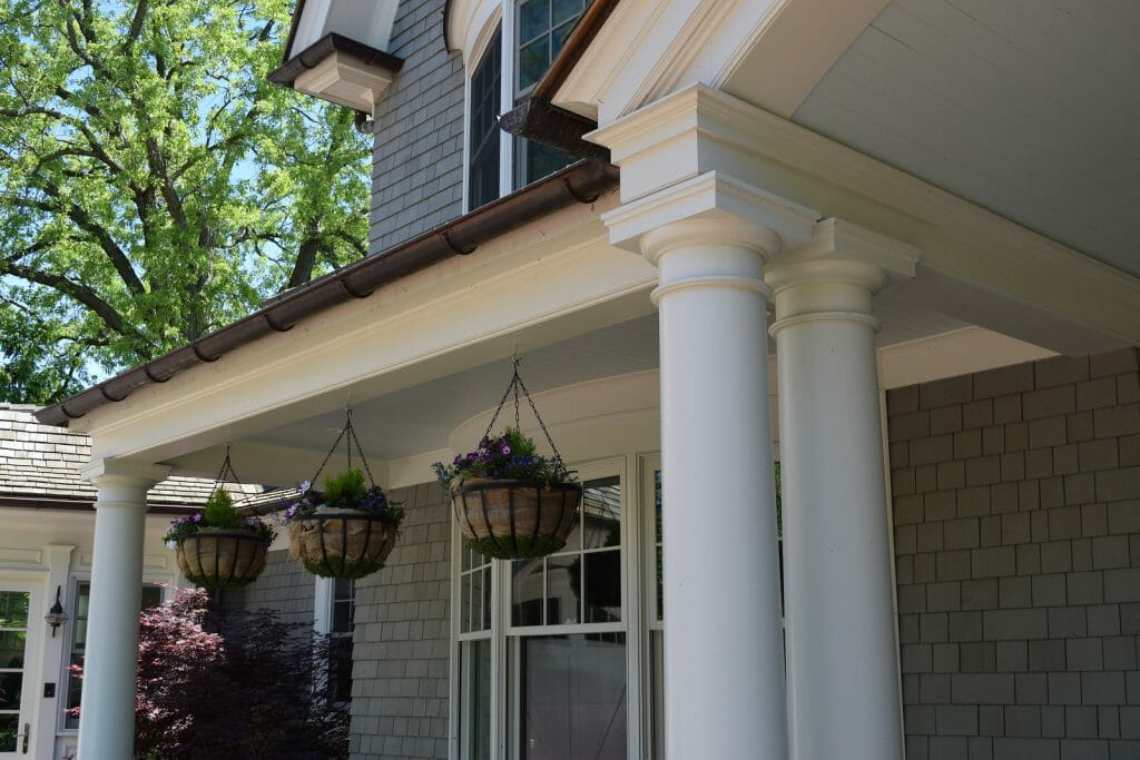 Gutter replacement services are sometimes needed for your home