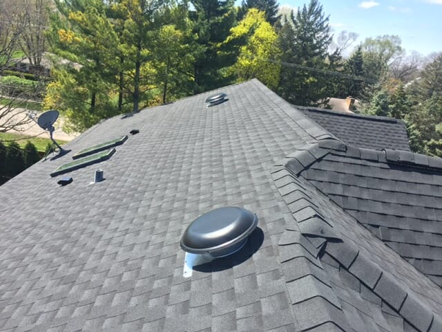 Contact A.B. Edward Enterprises, Inc. to discuss your roof replacement