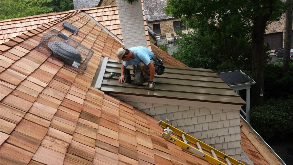 Consider things like cost and materials when planning a roof replacement
