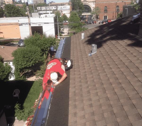 Roofing Maintenance Company   A.B. Edward Enterprises, Inc.   (847) 827-1605