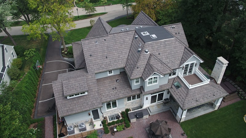 Roof Replacement and Repair - A.B. Edward Enterprises, Inc. (847) 827-1605
