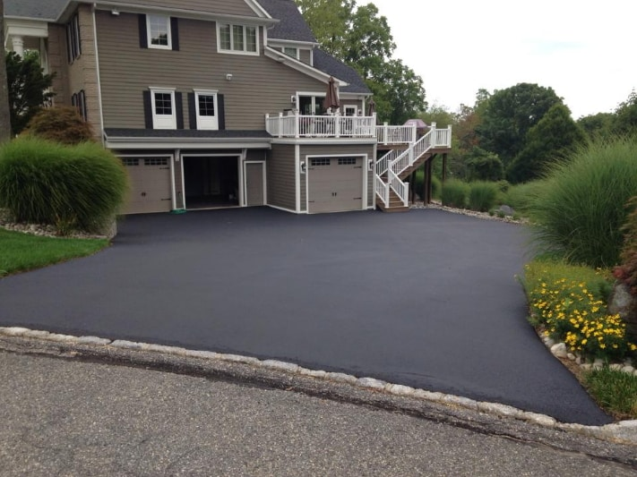 A New Driveway Makes All The Difference