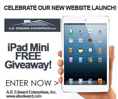FREE APPLE IPAD MINI GIVEAWAY