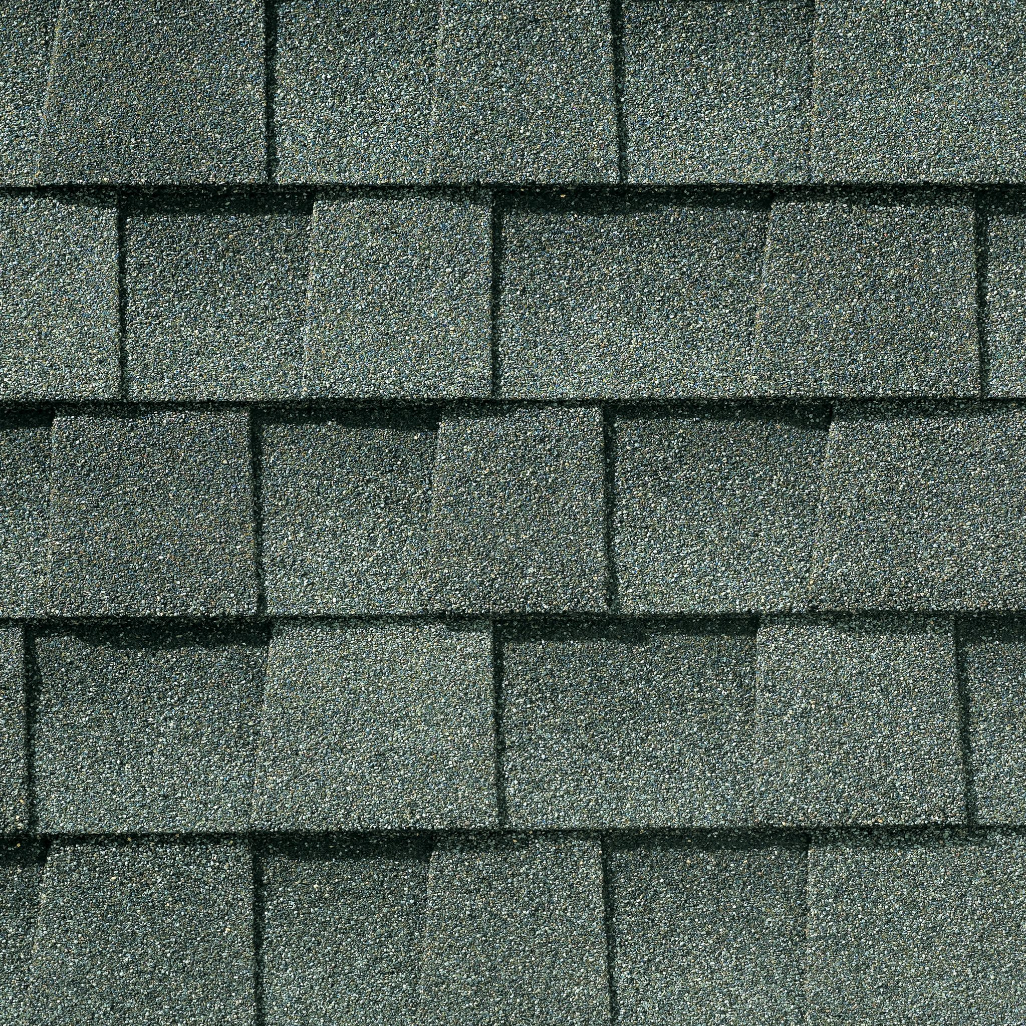 Close up photo of GAF's Timberline Natural Shadow shingle swatch