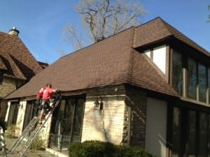 2743 Illinois Rd Wilmette, IL 60091 - Roofing Deck and Asphalt Shingle Installation