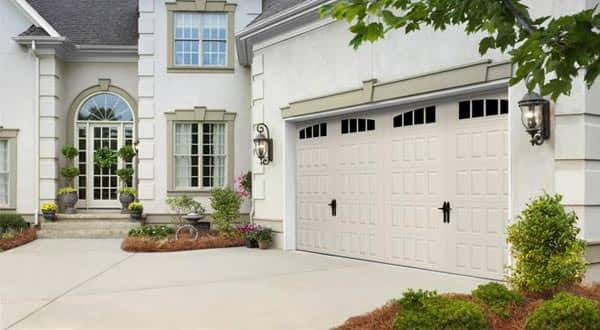 Oak Summit Garage Door Series