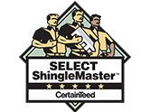 CertainTeed SELECT Shingle Master