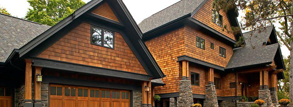 Cedar Siding Contractor - A.B. Edward Enterprises, Inc. (847) 827-1605