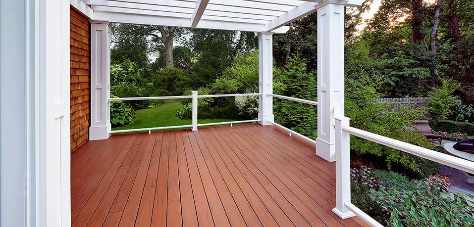 Azek Harvest Collection Decking Products And Installation