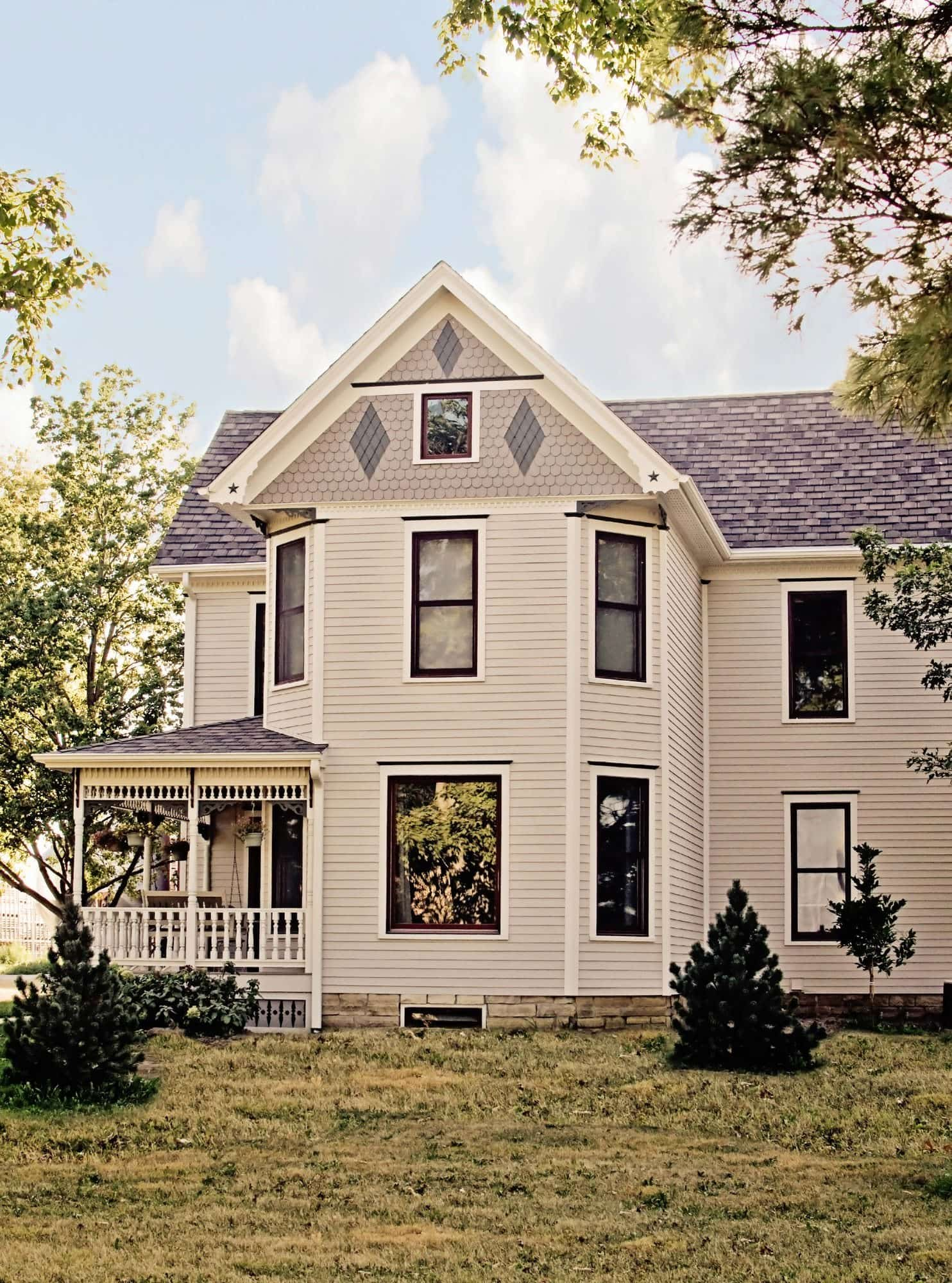Make Your Home S Gables Pop With James Hardie Siding