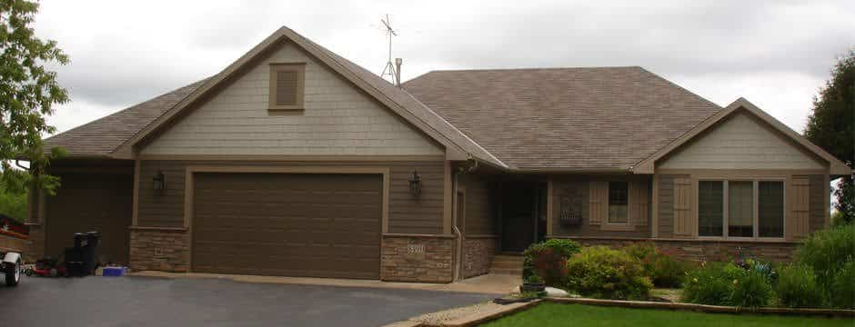 James Hardie Siding Installer Sugar Grove IL 60554 - A.B. Edward Enterprises, Inc. (847) 827-1605