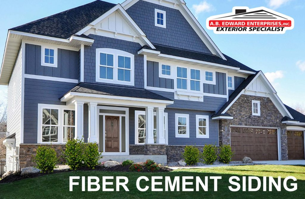 fibercement siding chicago