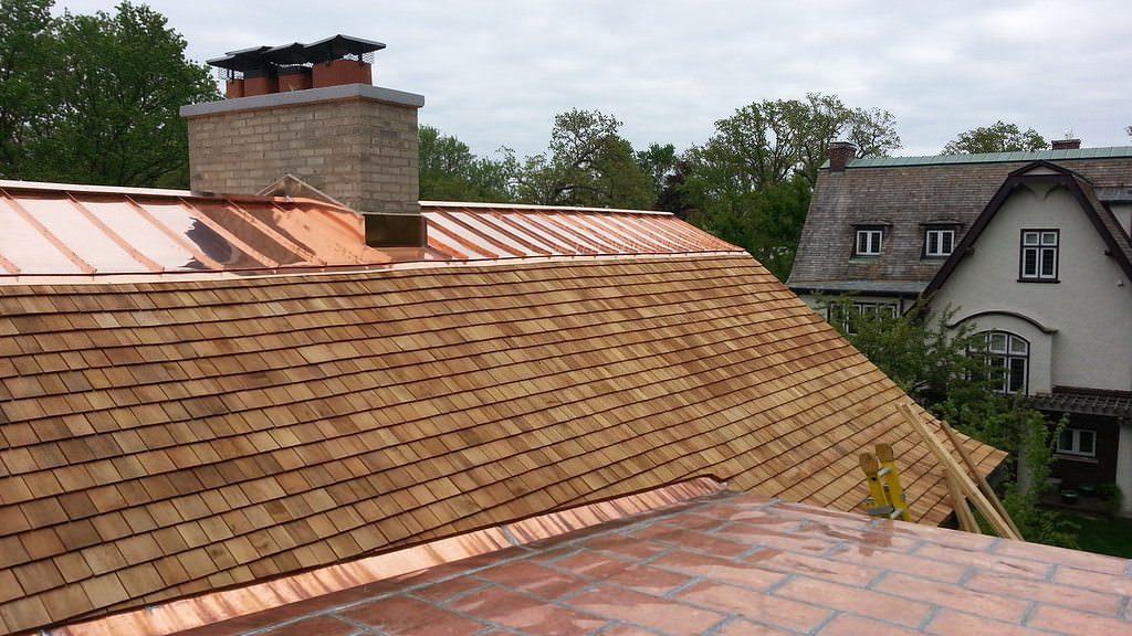 Cedar Roofing Chicago - A.B. Edward Enterprises Inc. (847) 827-1605