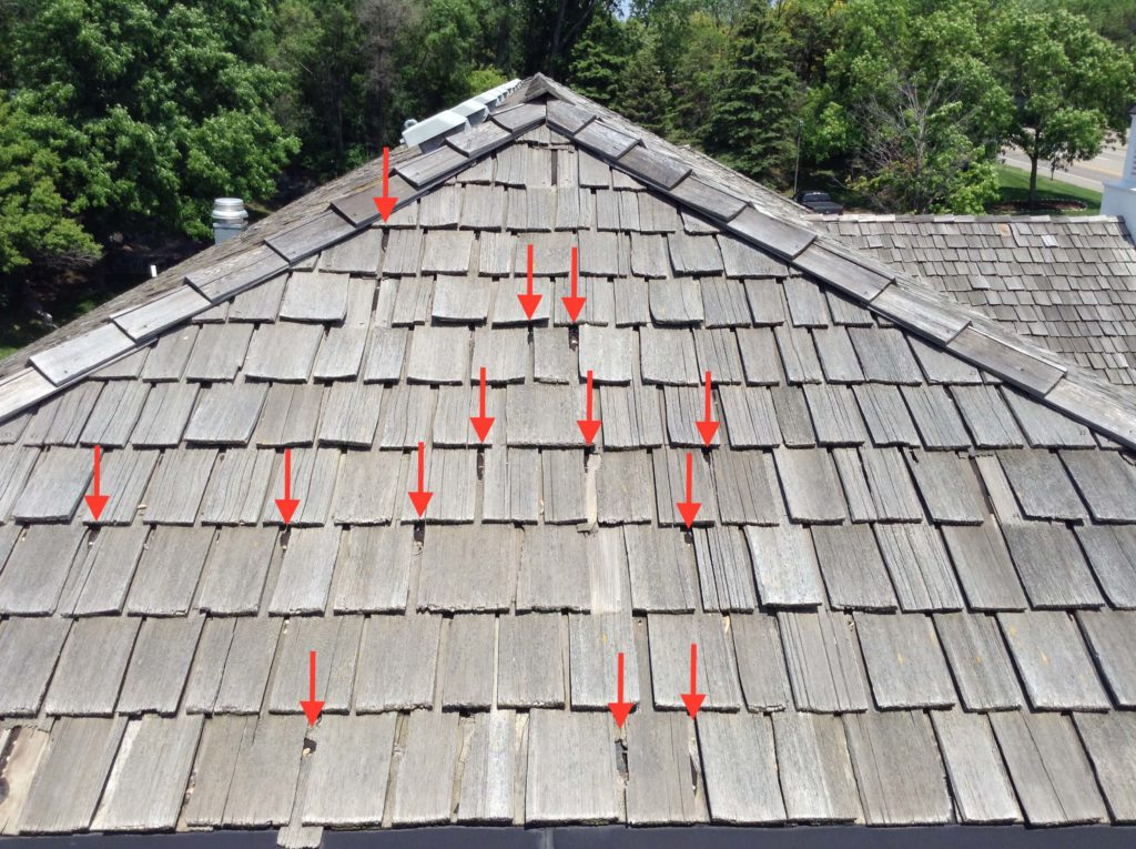 Cedar Shake Roof Repair - A.B. Edward Enterprises, Inc | (847) 827-1605
