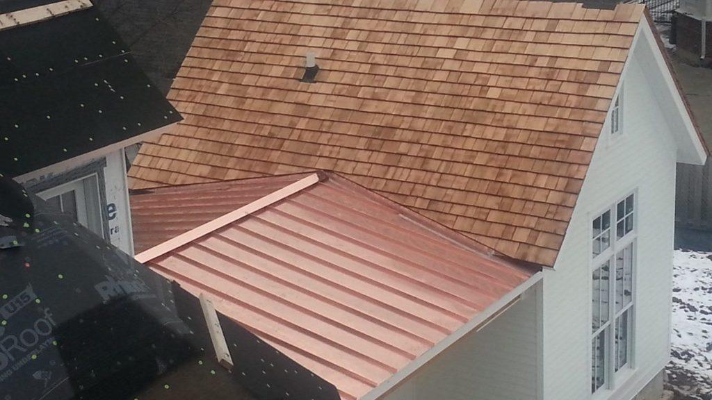 Cedar Shake Roofing Company (847) 827-1605