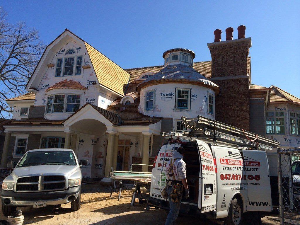 Cedar Roof Repair Company: (847) 827-1605