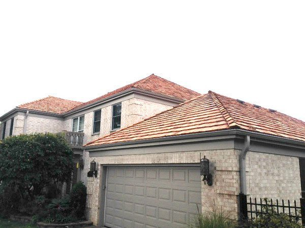 Cedar Shake Roofing Replacement and Repair Company (847) 827-1605