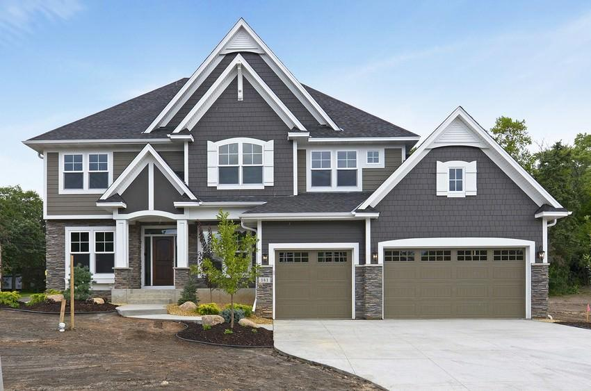 Night Gray - James Hardie Siding