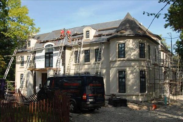 Natural Slate Roof -A.B. Edward Enterprises,Inc.