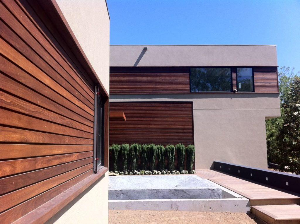 Ipe Wood Siding