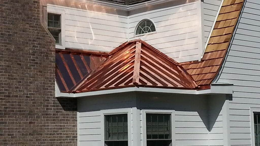 We Are Copper Roofing Experts!