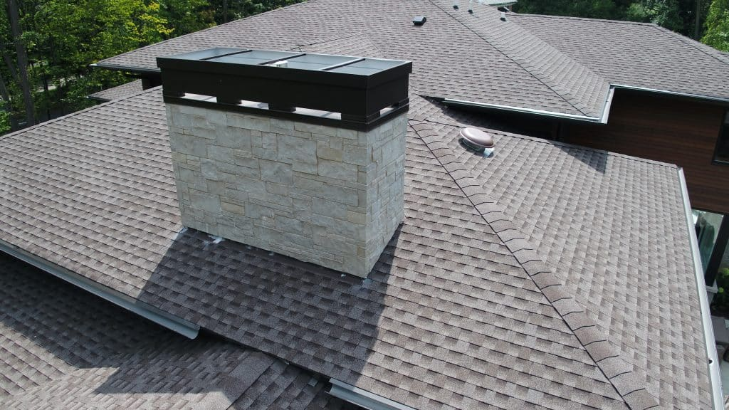 Asphalt Shingle Roof by AB Edward Enterprises, Inc