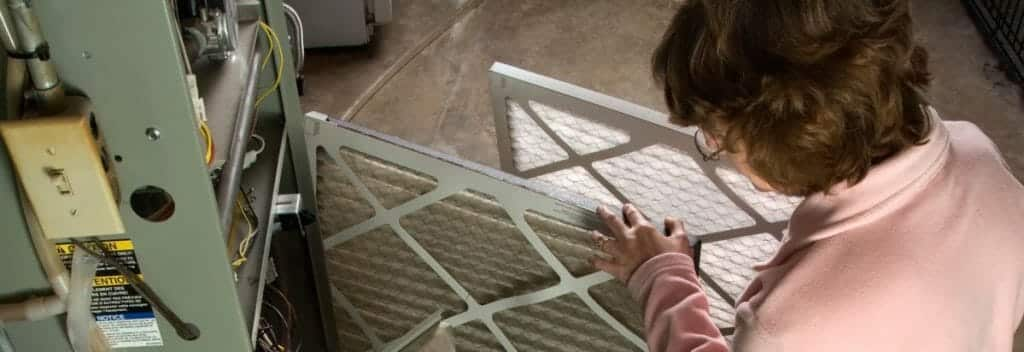 Regularly Change Your Furnace Filters