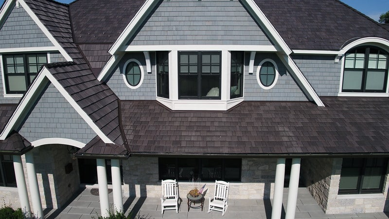 Siding repair by A.B. Edward Enterprises, Inc. can help your house be at its best