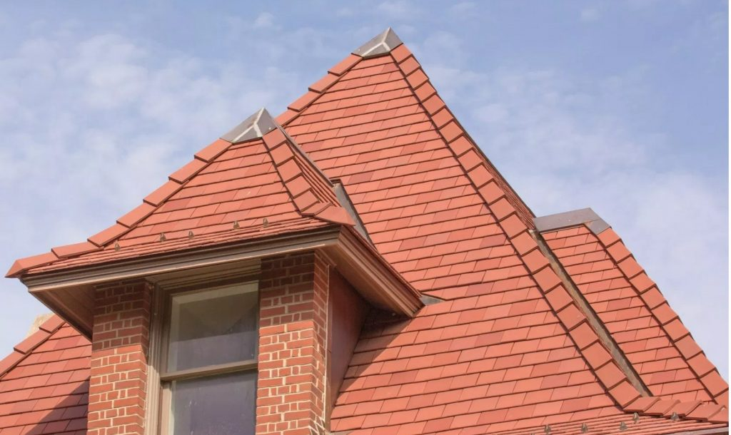 Clay roof thanks to www.roofcostestimator.com for their tile roofing examples