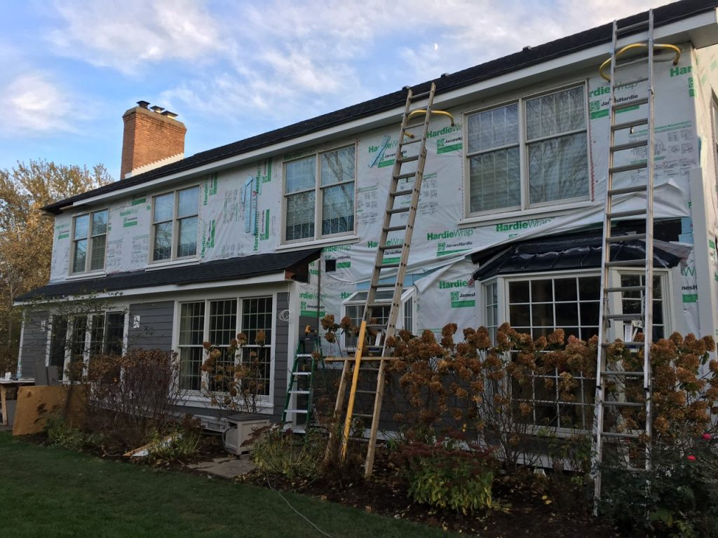 Good quality siding repair can extend your siding's life and delay replacement