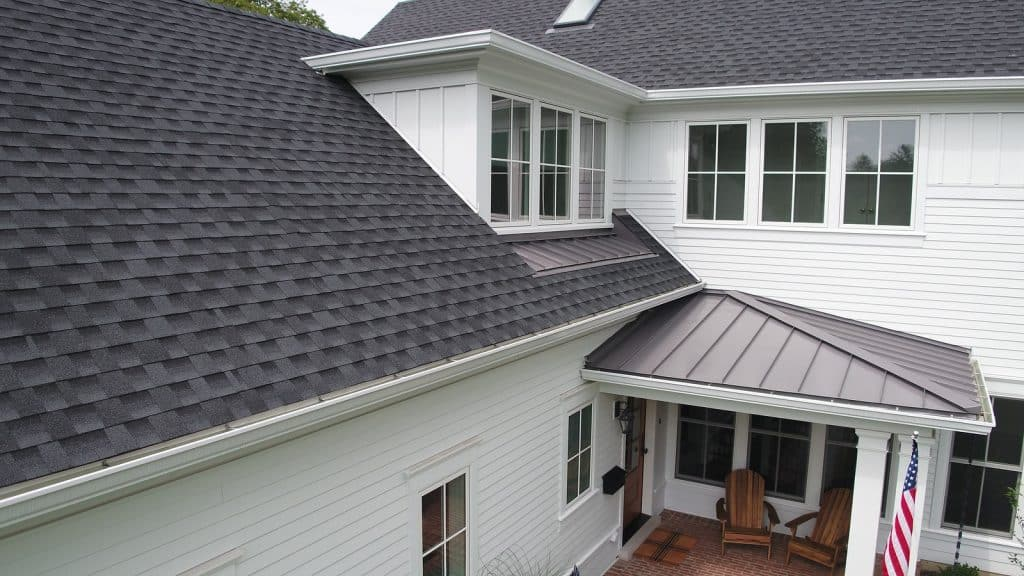 Asphalt Shingle Roof by A.B. Edward Enterprises, Inc. (847) 827-1605