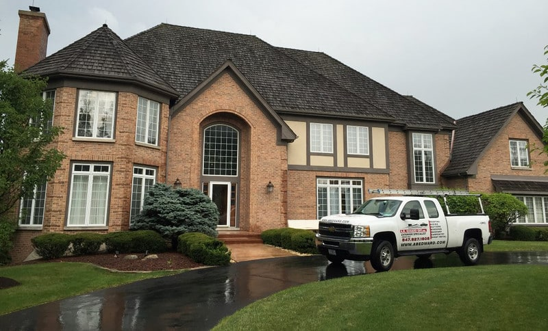 Roof Replacement - A.B. Edward Enterprises, Inc. (847) 827-1605